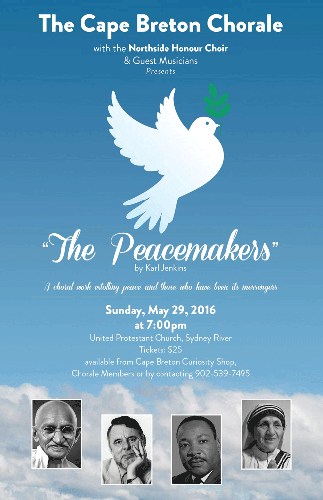 The Peacemakers Poster650